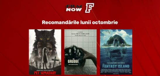 """Trick or treat: de Halloween, Film Now aduce producții cu tensiune și emoții din care """"scapă cine poate"""""""