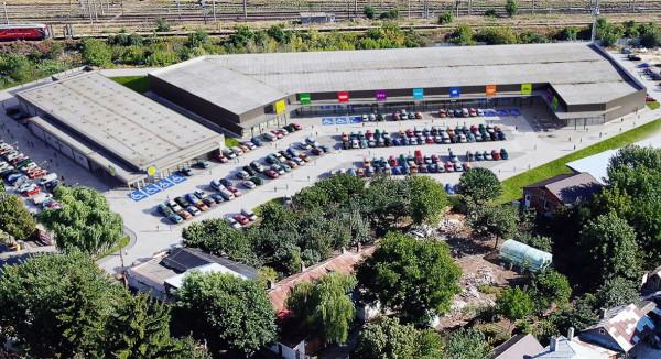 Cushman & Wakefield Echinox preia administrarea parcurilor de retail Funshop Park dezvoltate de Scallier
