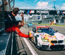 BMW Junior Team, un proiect construit pe o tradiţie unică a mărcii, încheie un an cu performanţe excelente în GT3