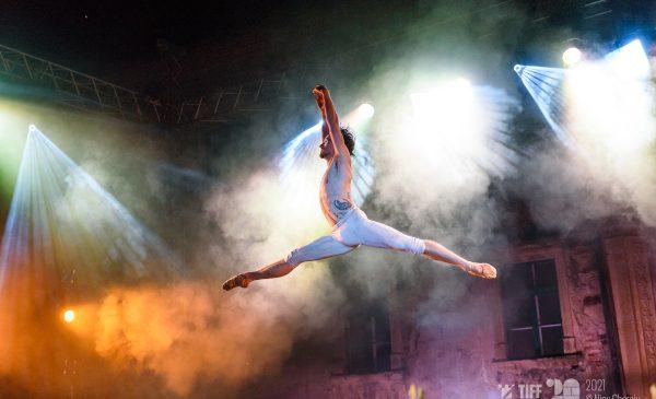 Show-ul lui Sergei Polunin în România, în premieră pe TIFF Unlimited, de Ziua Mondială a Baletului