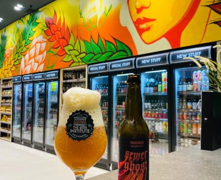The Beer Institute și Alexandra Calafeteanu Design, două noi magazine românești deschise la Mega Mall, în cadrul programului dedicat antreprenorilor locali