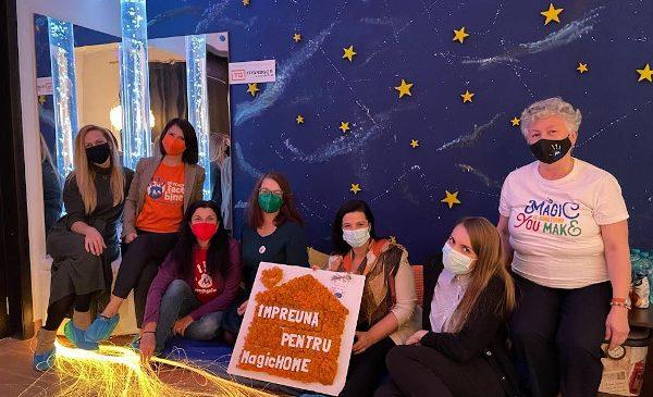 Asociația Magic inaugurează la Iași o cameră senzorială pentru copiii cu afecțiuni oncologice și tulburări de spectru autist