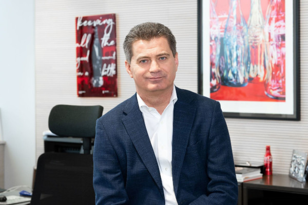 Zoran Bogdanovic, CEO CCHBC