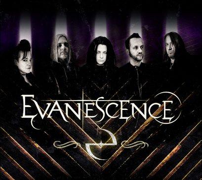 Evanescence in concert la Bucuresti pe 7 iunie 2022