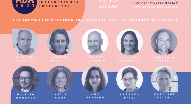 Ultimele trenduri în analiza comportamentală la Conferința ABA 2021
