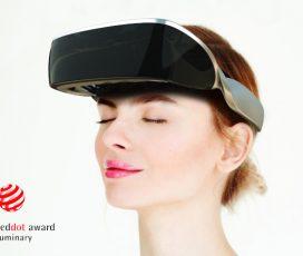 .lumen – Ochelarii pentru Nevăzători și DESIRO Vision câștigă Red Dot: Luminary 2021