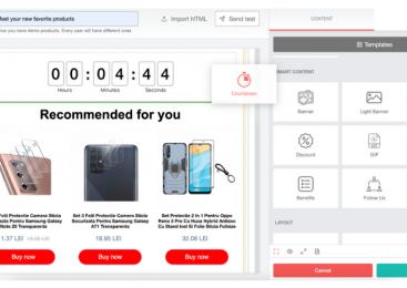 Platforma de marketing automatizat Retargeting Biz revoluționează sectorul de e-mail marketing aducând magazinelor online newslettere personalizate, cu creșterea vânzărilor cu peste 12% încă din prima lună