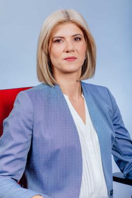 Ileana Damian, Chief Operations Officer Generali România