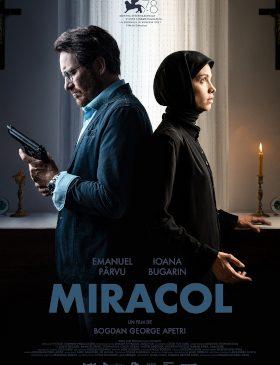 MIRACOL, thriller-ul psihologic în regia lui Bogdan George Apetri, în cinematografele din România pe 4 februarie 2022